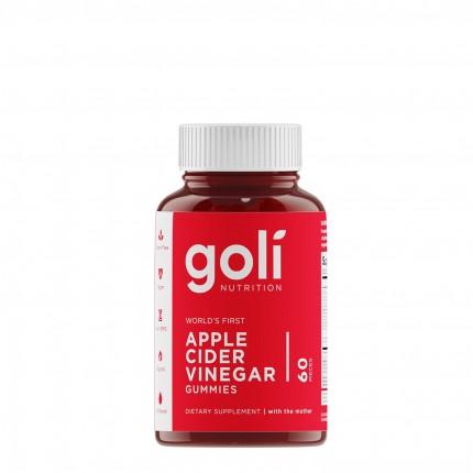 Goli органски гумени бомбони од јаболков оцет 60пар.