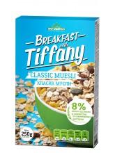 Појадок со Тифани - Класик мусли (250гр.)