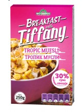 Мусли за појадок со Тифани - Тропик мусли