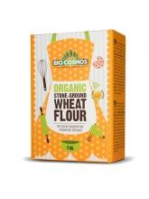 Органско воденично пченично брашно