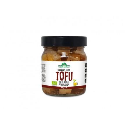 Органско пржено тофу со чили (300гр.)
