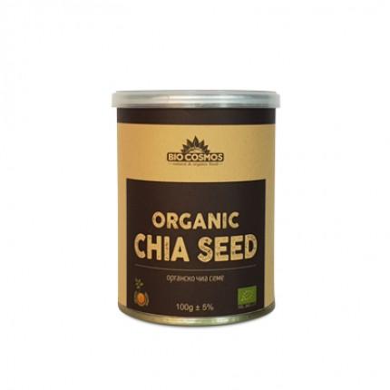 Органско чиа семе 100 гр
