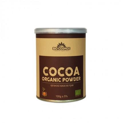 Какао во прав органско 100 гр