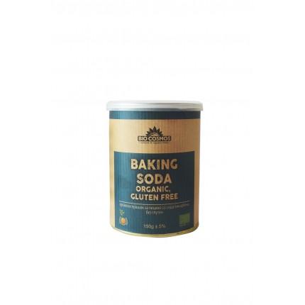 Органски безглутенски прашок за пециво со сода бикарбона (150гр.)