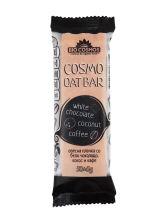 Овесна плочка сo кокос, кафе и бело чоколадо (50гр.)