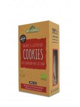 Органски безглутенски колачи со брусница и гоџи (100гр.)