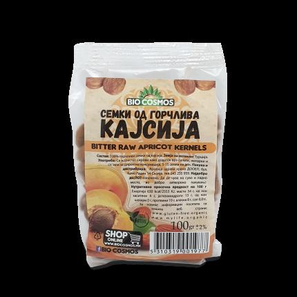 Семки од горчлива кајсија (100гр.)