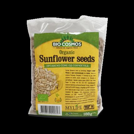 Органско семе од сончоглед (100гр.)