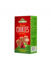 Интегрални колачи со брусница 150 гр.