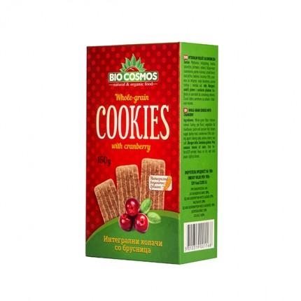 Интегрални колачи со брусница (150гр.)