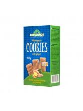 Интегрални колачи со ѓумбир 150 гр.