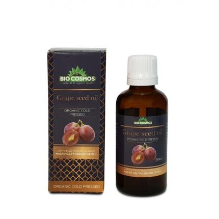 Органскo масло oд гроздови семки  50 мл