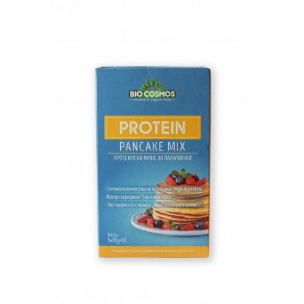 Протеински микс за палачинки 5х70г