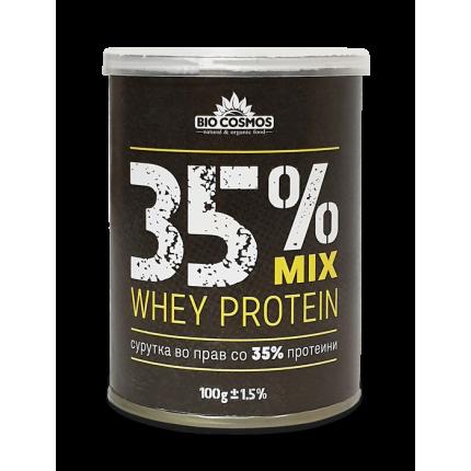 Сурутка во прав  со 35% протеини