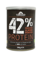 Органски протеин од бадем (200гр.)
