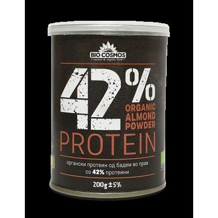 Органски протеин од бадем 200 г