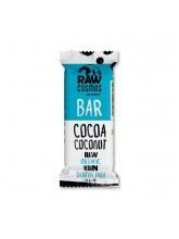 Органски сиров бар со кокос и какао (45гр.)