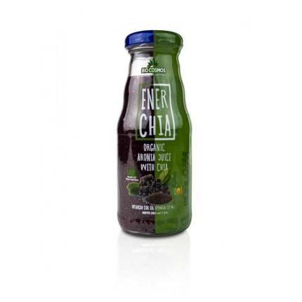Енерчиа-Органски сок од аронија со чиа 200 мл