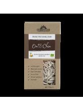 Органски протеински макарони со овес и чиа
