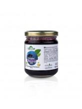 Органски џем од боровинки (200гр.)